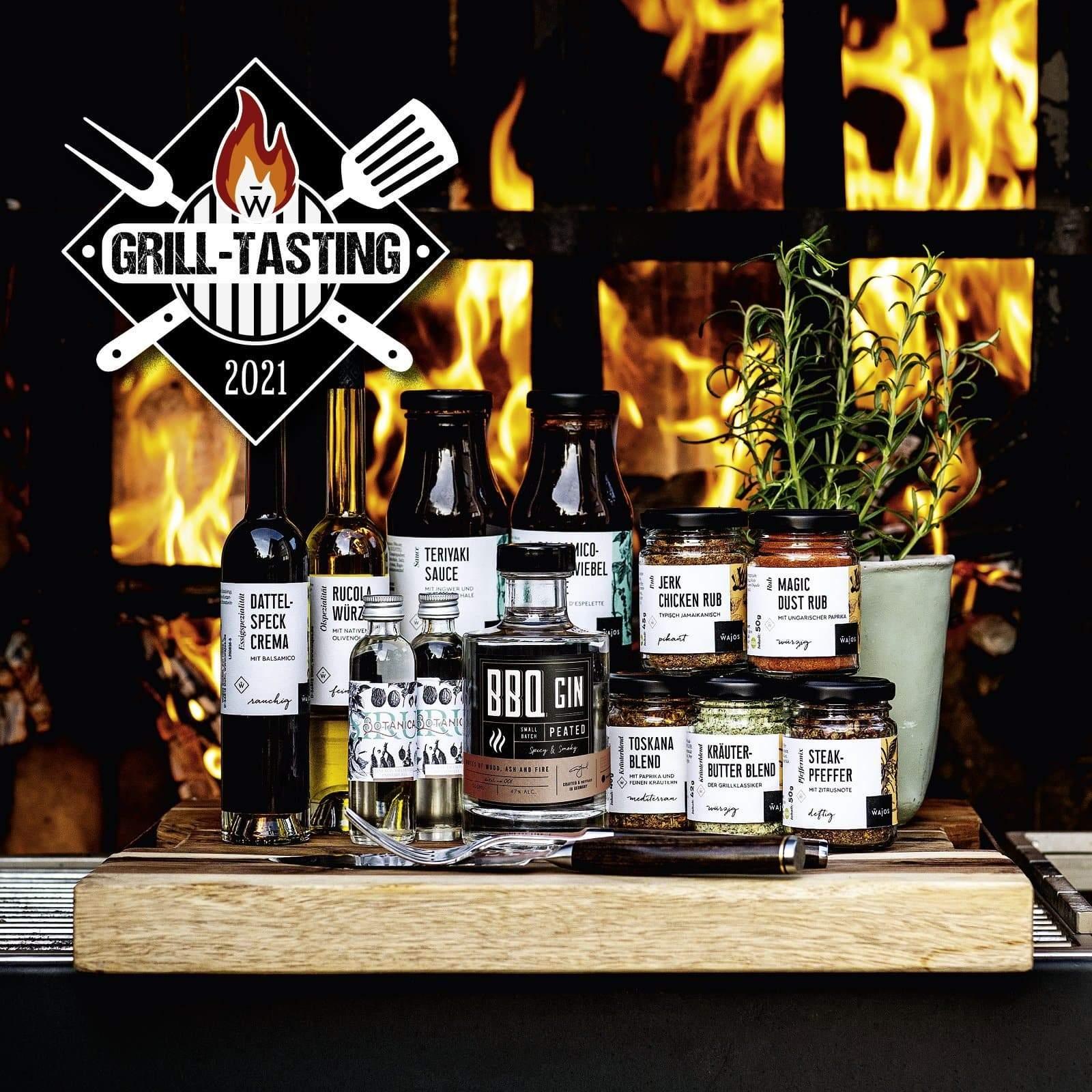 grill tasting set Saarbrücken